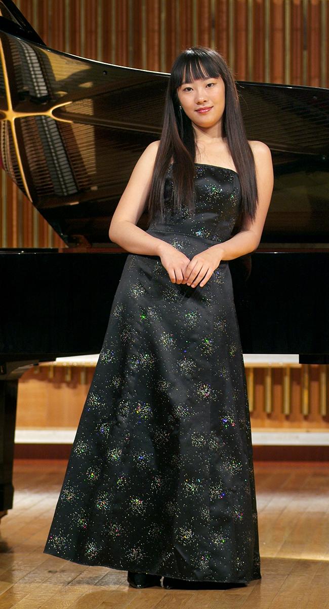 Solo concert at Shenyang, China, 2007